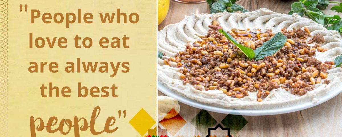 de Syrische keuken