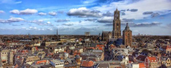 terrashoppen in Utrecht