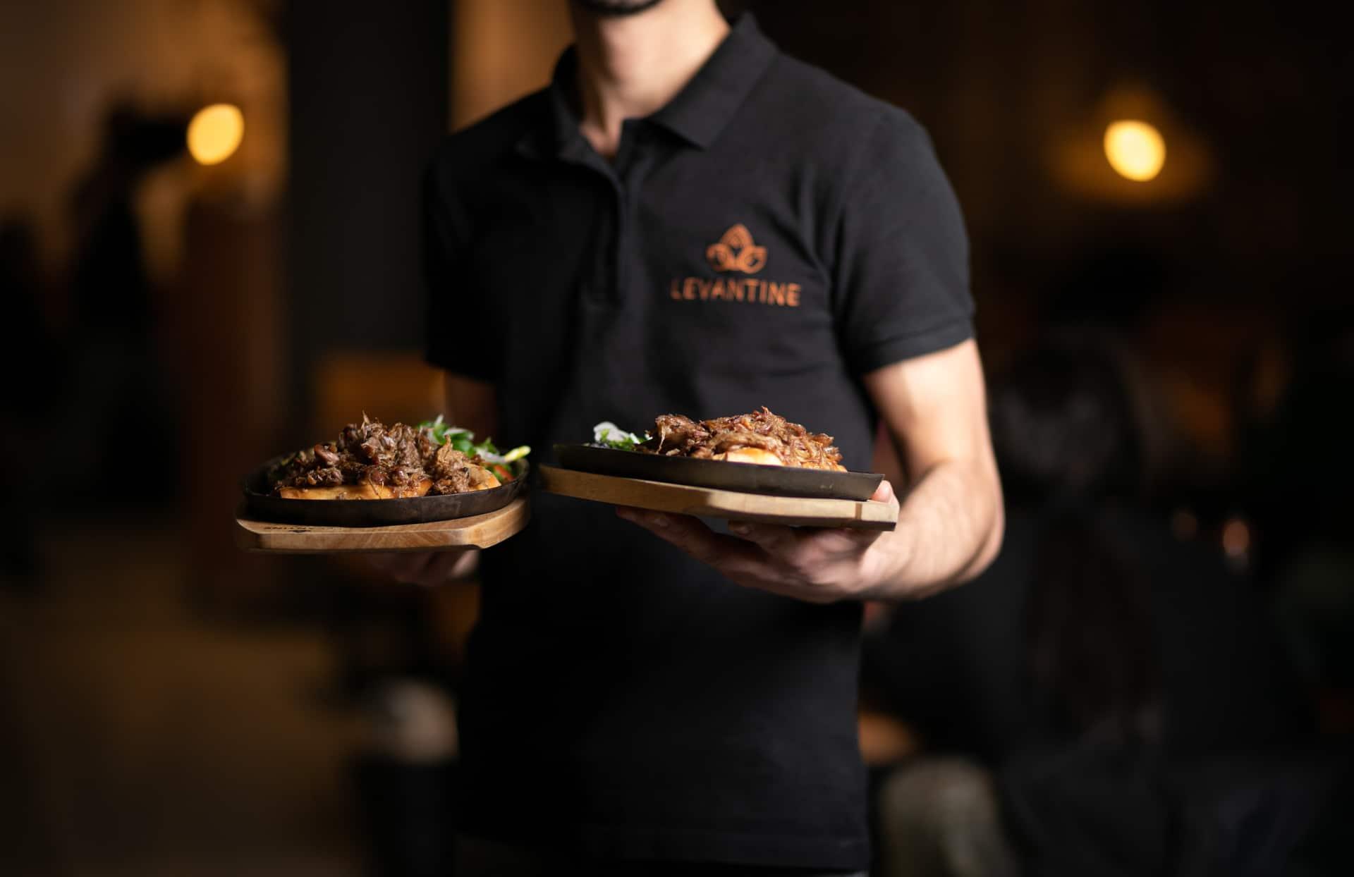 Restaurant levantine