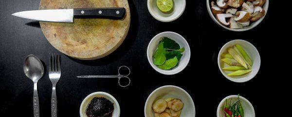 drie gerechten